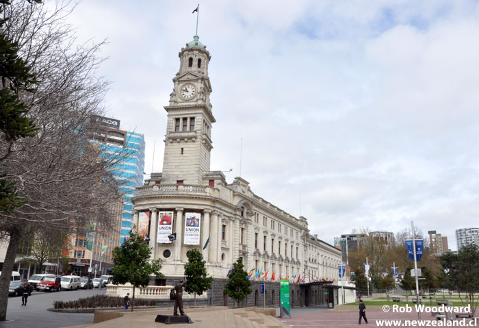 Auckland Town Clock